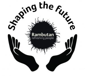 Shaping the future Rambutan graphic for Learning at Work Week