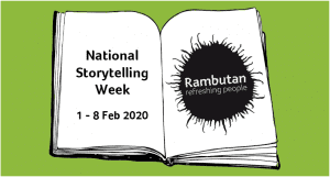 National Storytelling Week